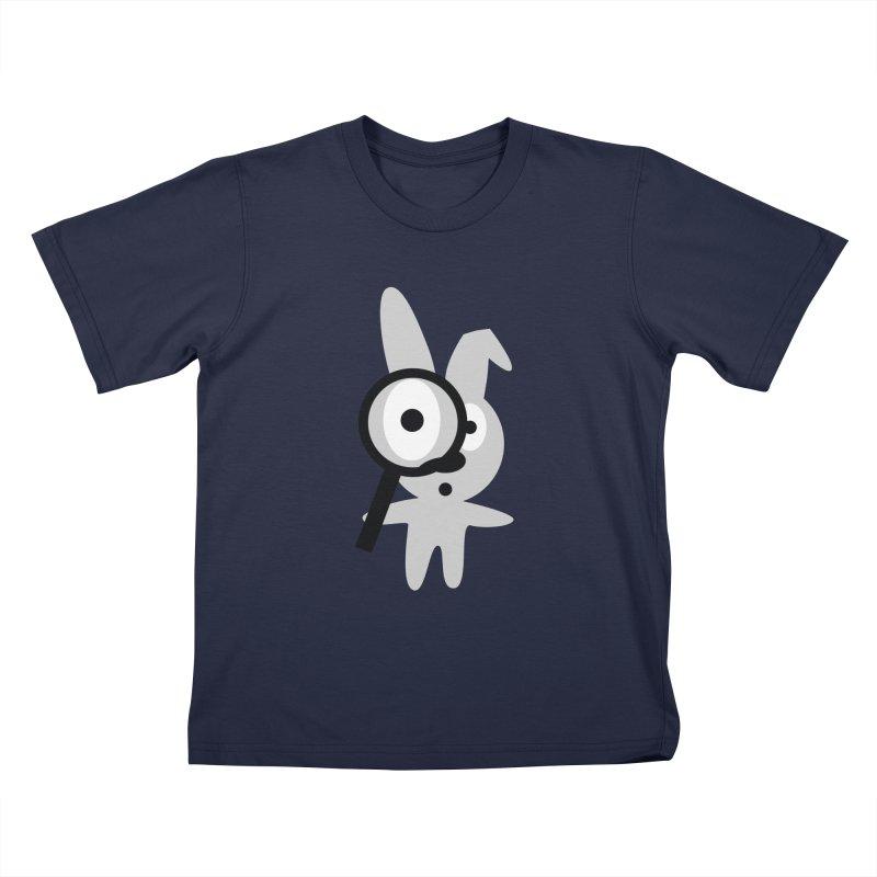 Wabbit Kids T-Shirt by David Hsu Design Artist Shop
