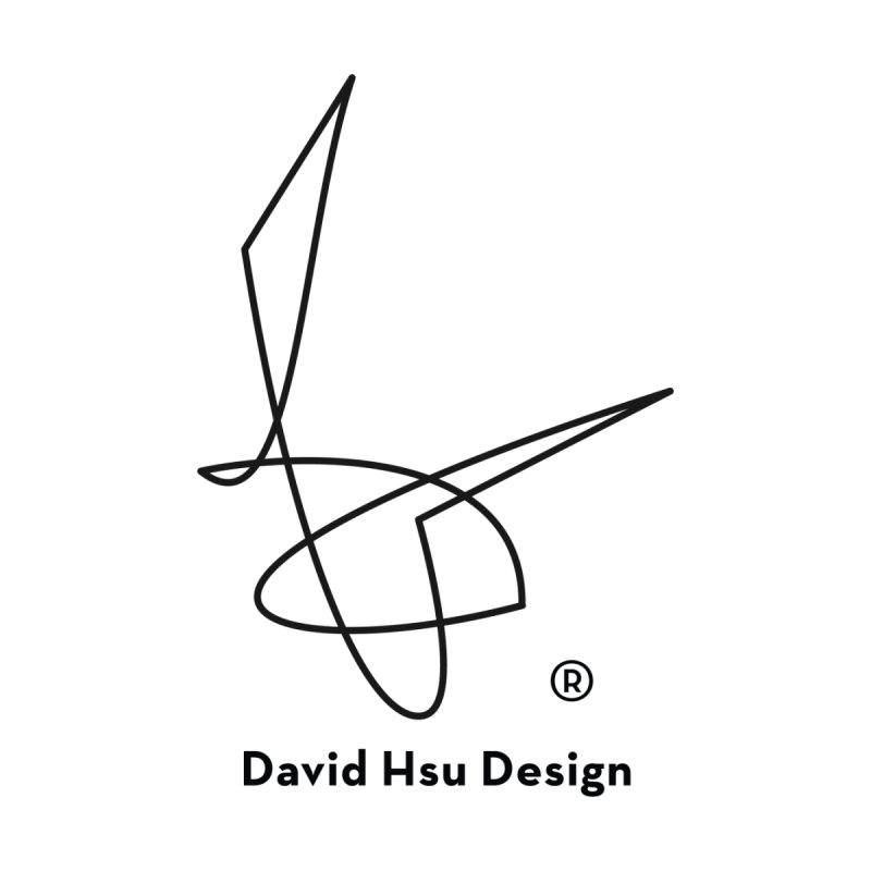 David Hsu Design Logo by David Hsu Design Artist Shop