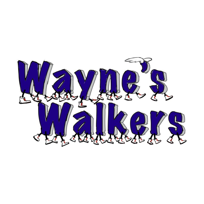 Wayne's Walkers by David Hsu Design Artist Shop