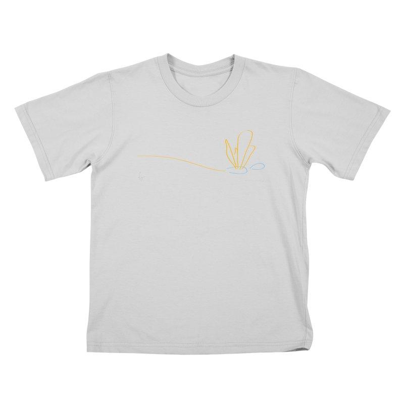 Dragonfly Mechanicals Kids T-Shirt by David Hsu Design Artist Shop