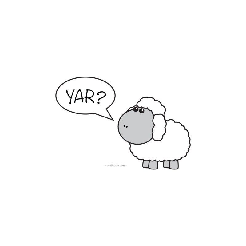 Yar Sheep by David Hsu Design Artist Shop
