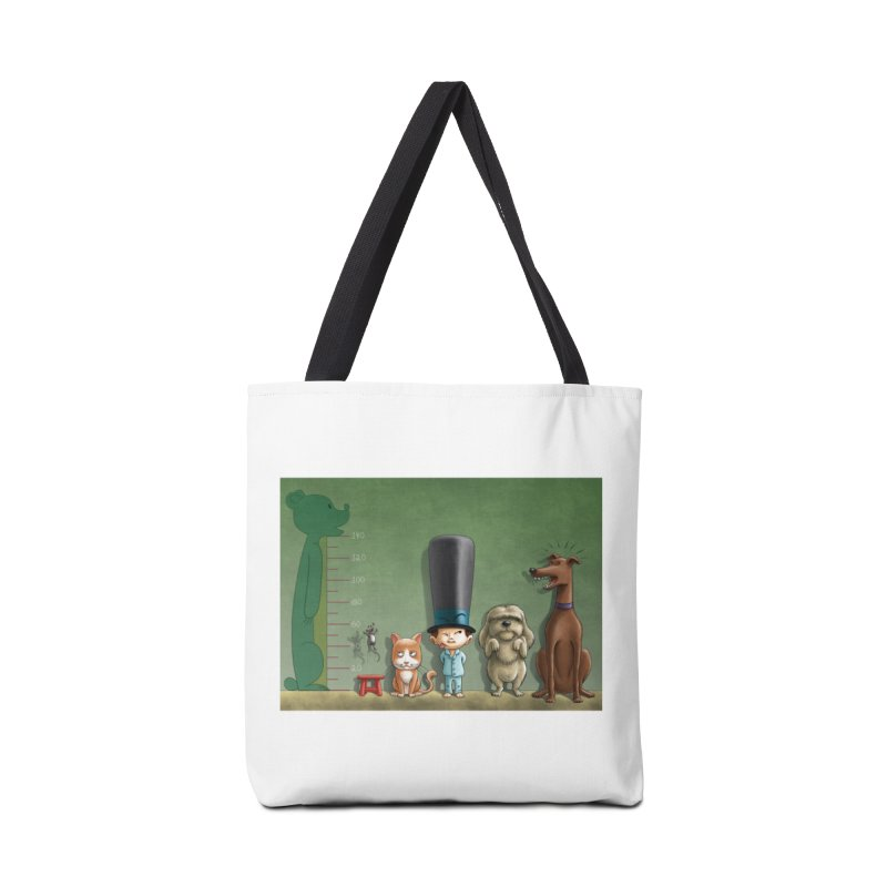 Naughty Child Accessories Tote Bag Bag by davidmacedoart's Artist Shop
