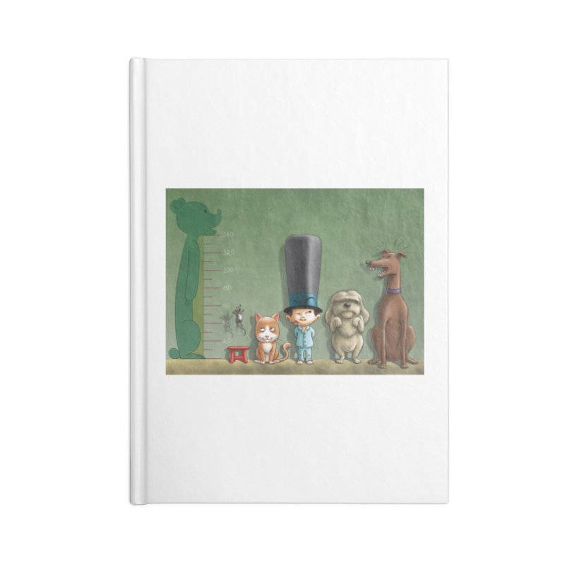 Naughty Child Accessories Lined Journal Notebook by davidmacedoart's Artist Shop
