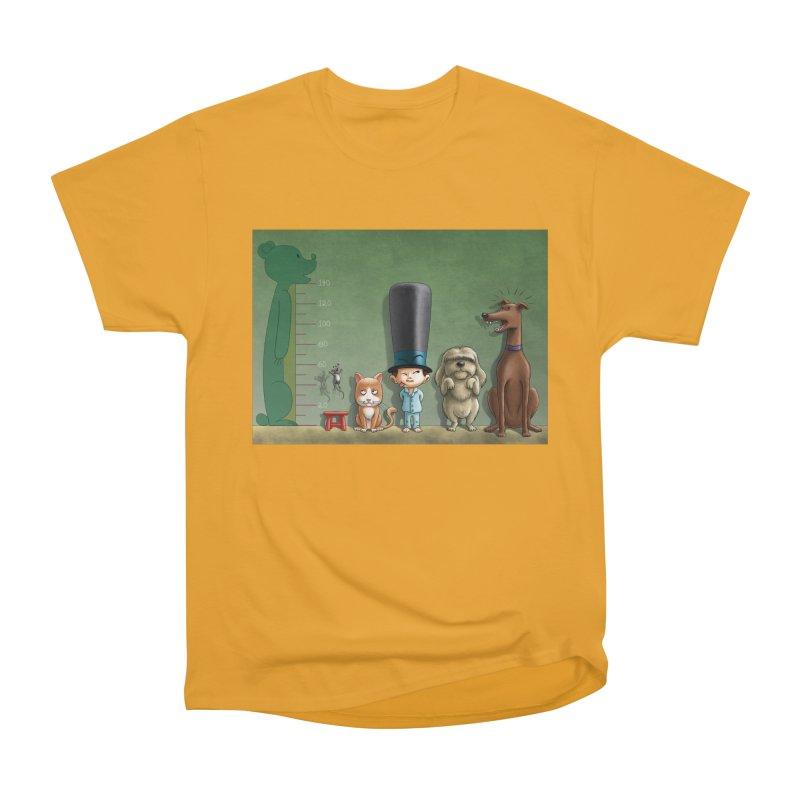 Naughty Child Women's Heavyweight Unisex T-Shirt by davidmacedoart's Artist Shop