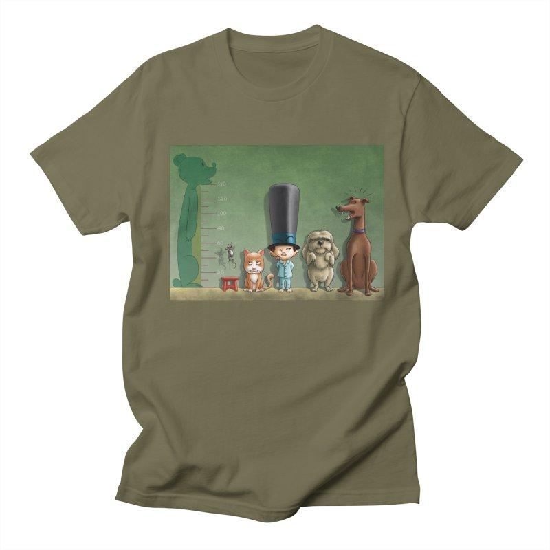 Naughty Child Women's Regular Unisex T-Shirt by davidmacedoart's Artist Shop