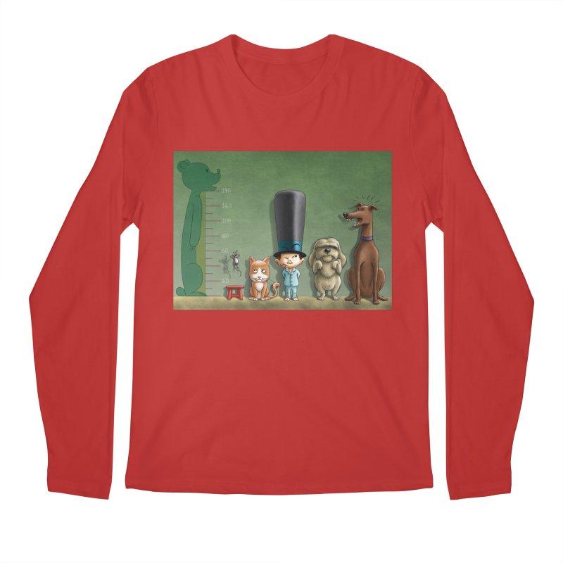 Naughty Child Men's Regular Longsleeve T-Shirt by davidmacedoart's Artist Shop