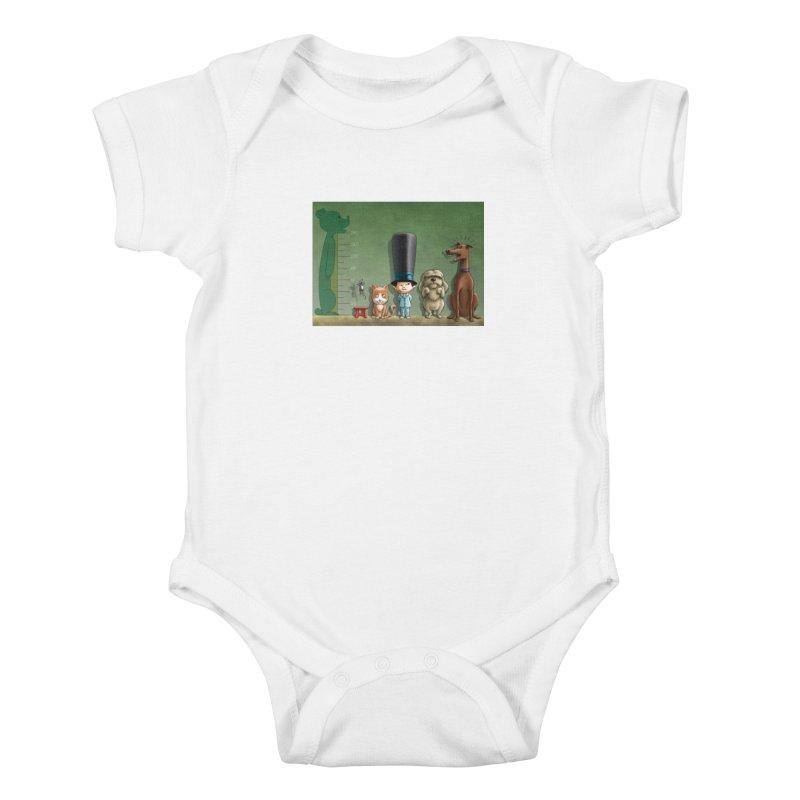 Naughty Child Kids Baby Bodysuit by davidmacedoart's Artist Shop
