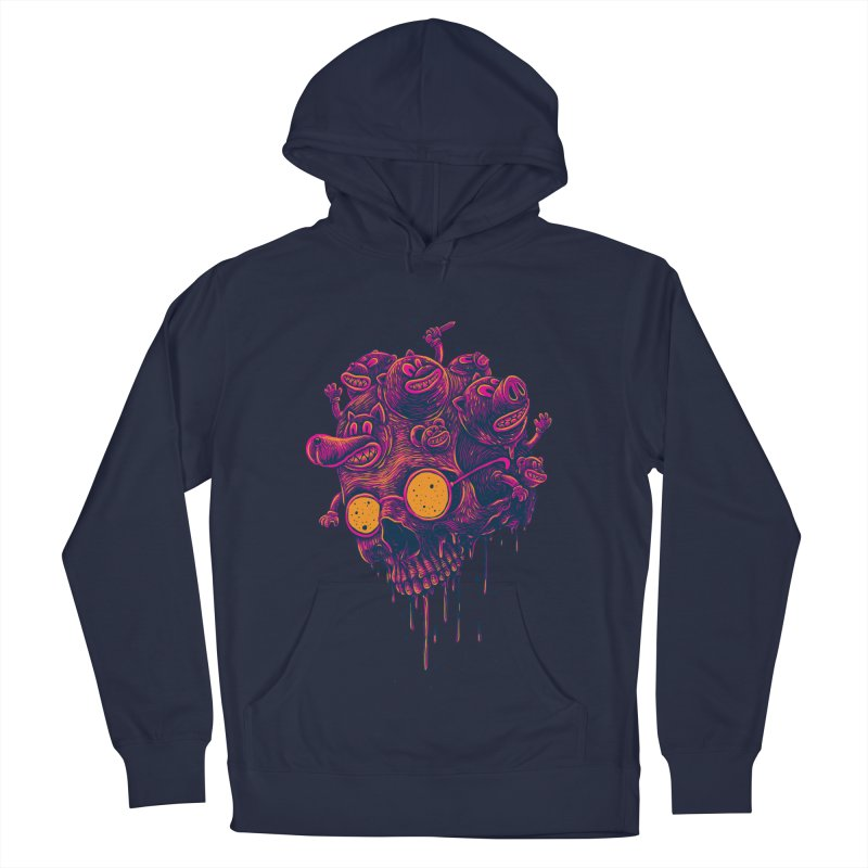 The freakout Women's Pullover Hoody by David Maclennan