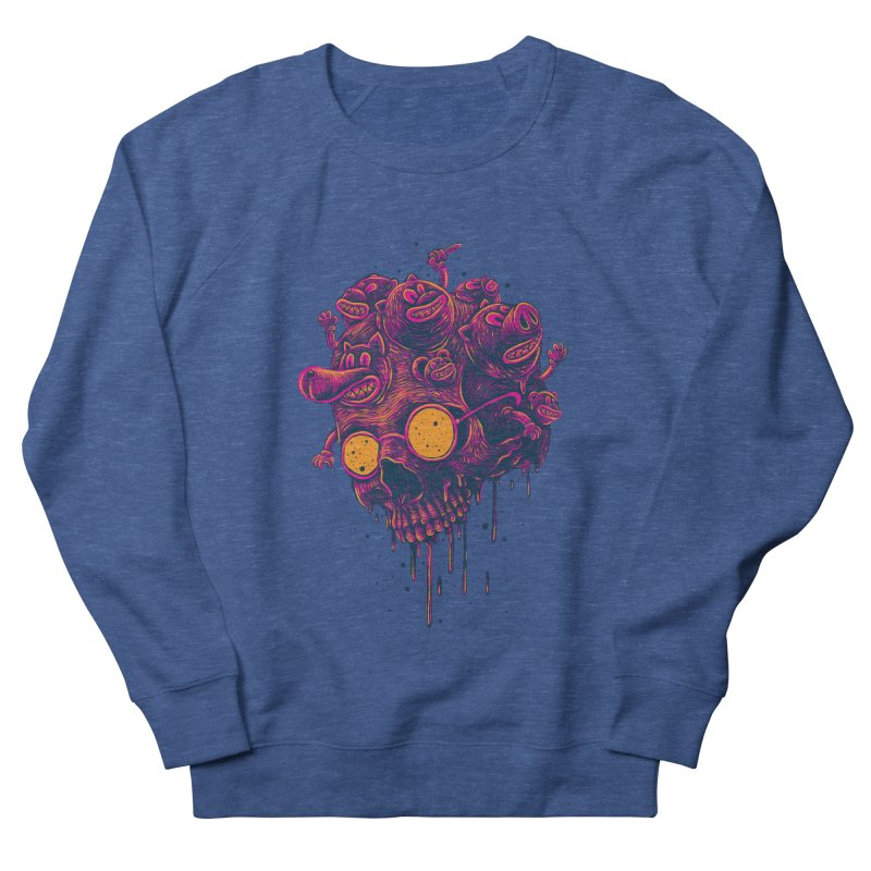 The freakout Women's Sweatshirt by David Maclennan