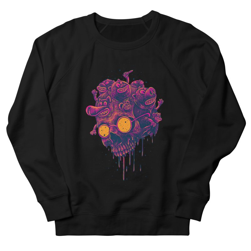 The freakout Men's Sweatshirt by David Maclennan