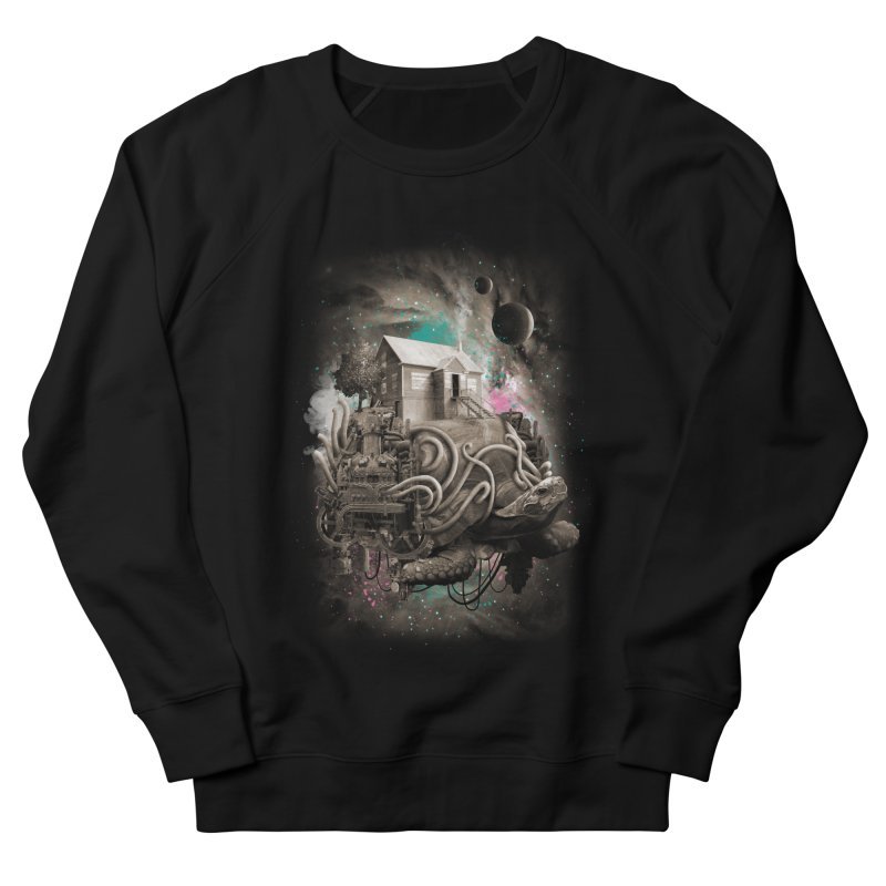 Home Men's Sweatshirt by David Maclennan