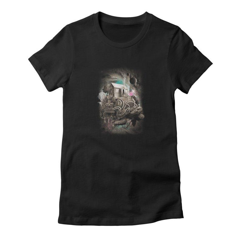 Home Women's T-Shirt by David Maclennan