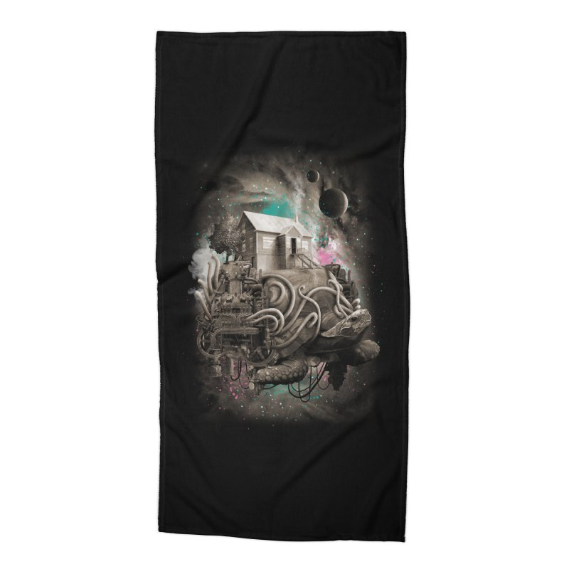 Home Accessories Beach Towel by David Maclennan