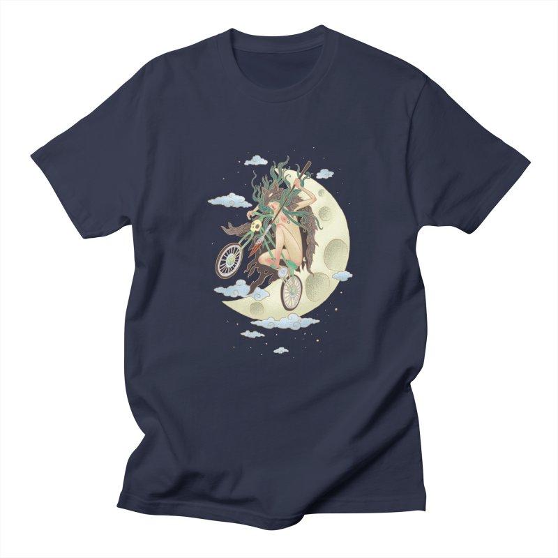 Valkyrie Men's T-Shirt by David Maclennan