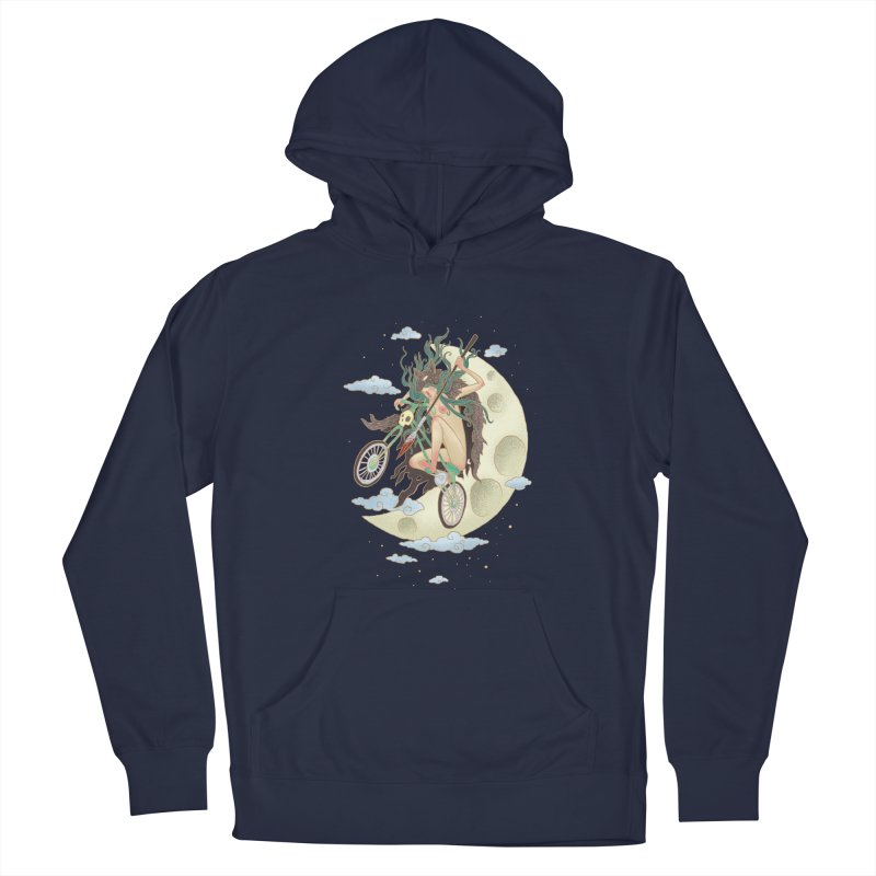 Valkyrie Men's Pullover Hoody by David Maclennan