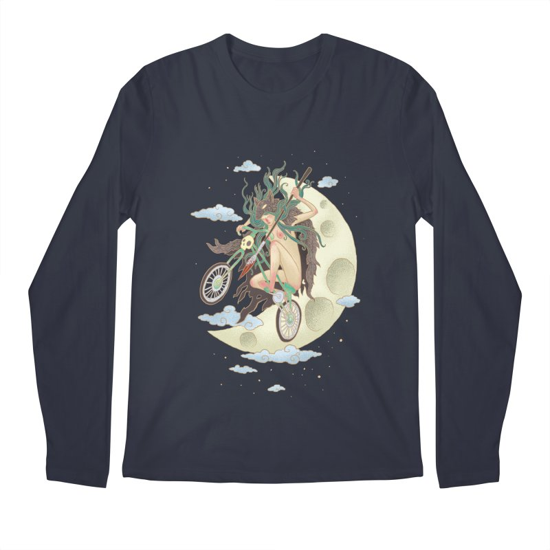 Valkyrie Men's Regular Longsleeve T-Shirt by David Maclennan