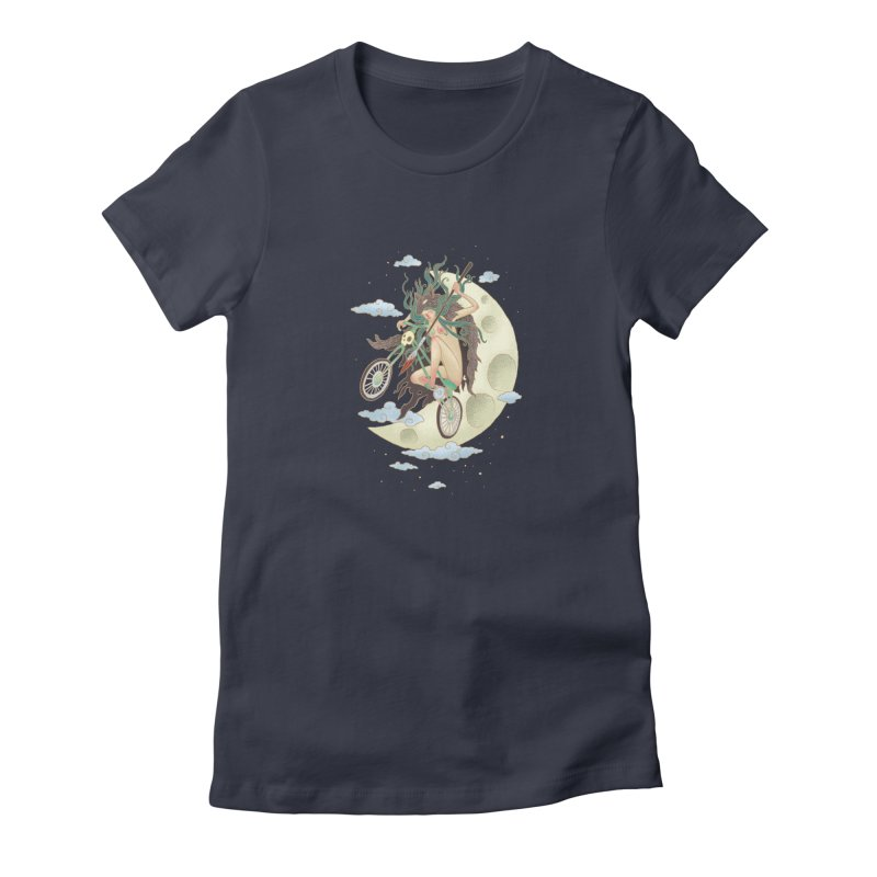Valkyrie Women's T-Shirt by David Maclennan