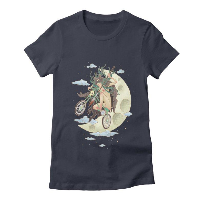 Valkyrie Women's T-Shirt by David Maclennan