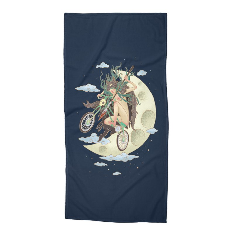 Valkyrie Accessories Beach Towel by David Maclennan