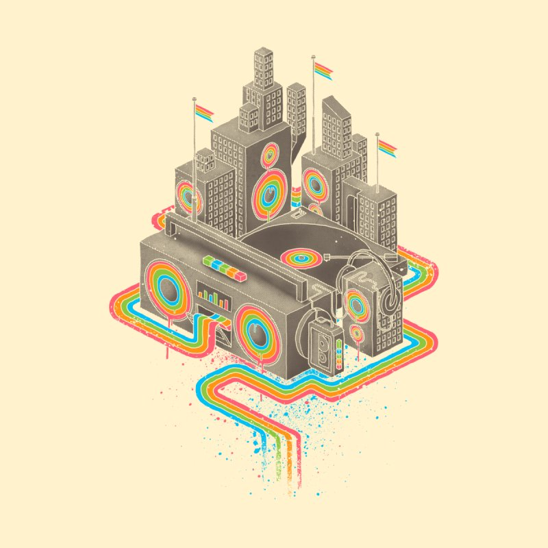 Funk City by David Maclennan