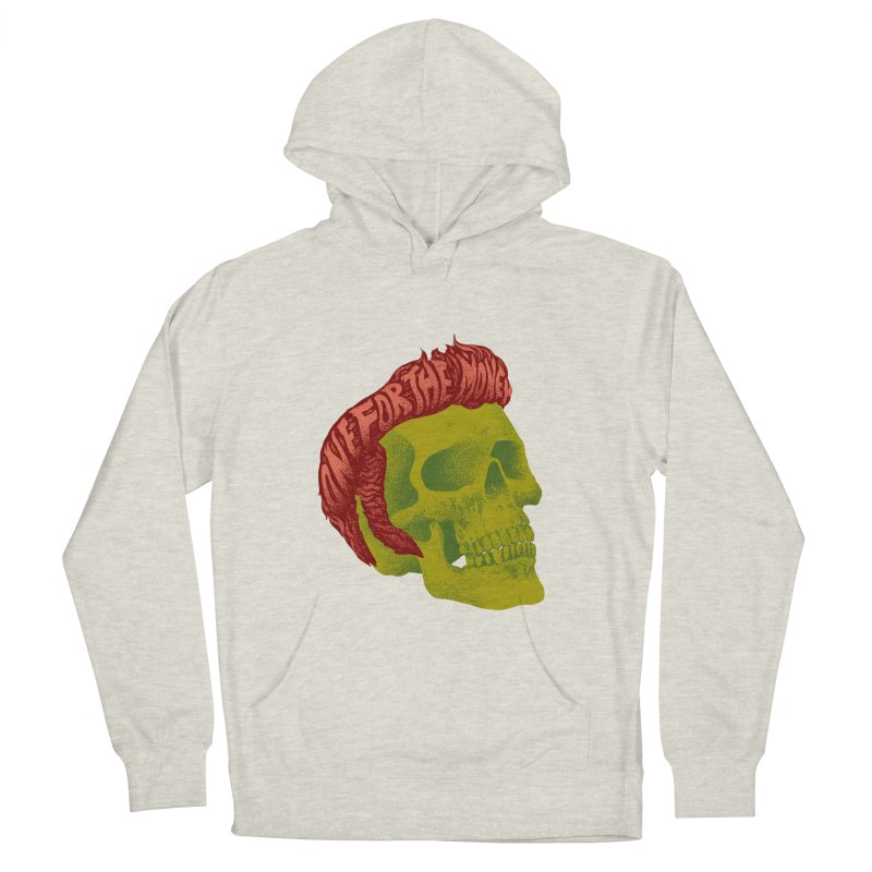 The King Women's Pullover Hoody by David Maclennan