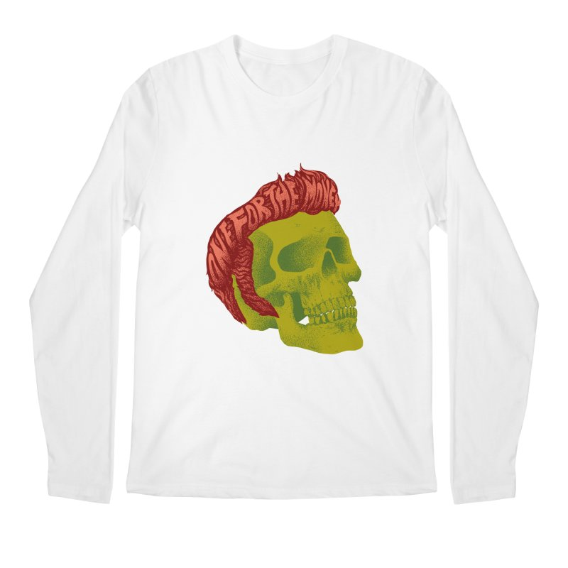 The King Men's Longsleeve T-Shirt by David Maclennan