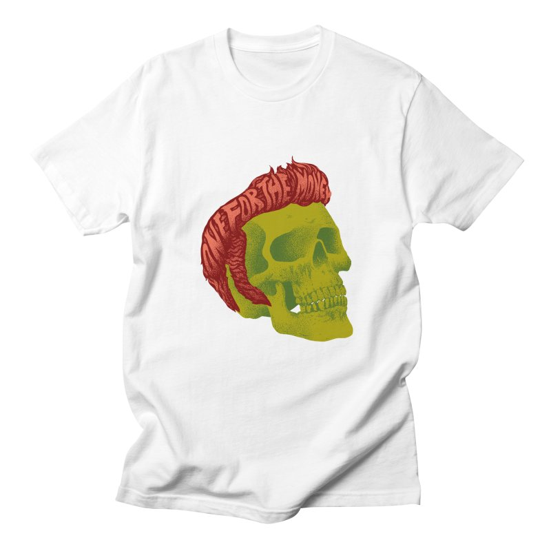 The King Men's T-Shirt by David Maclennan