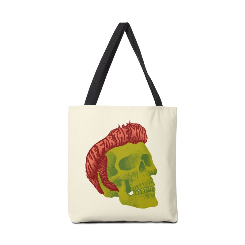 The King Accessories Tote Bag Bag by David Maclennan