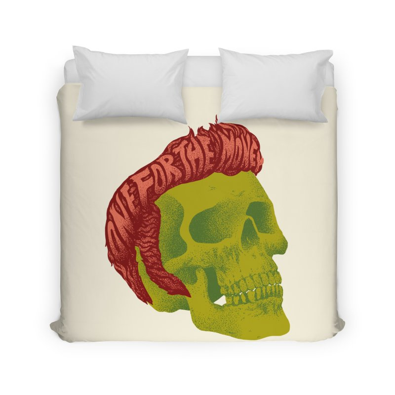 The King Home Duvet by David Maclennan