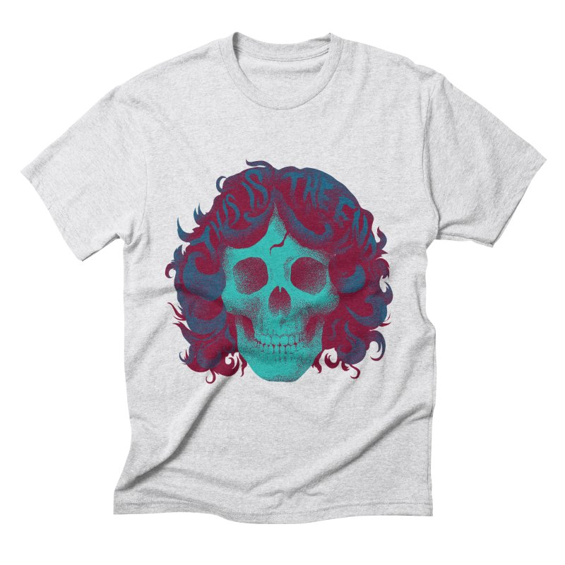 Jim Men's T-Shirt by David Maclennan