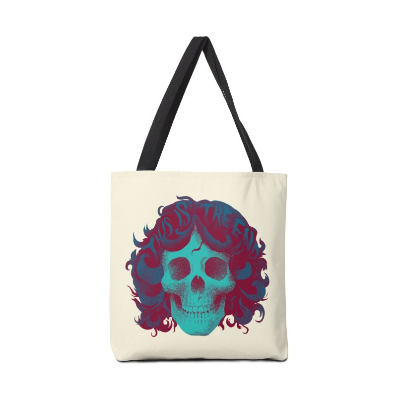 Jim Accessories Tote Bag Bag by David Maclennan