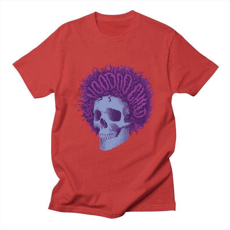 Jimi Men's T-Shirt by David Maclennan