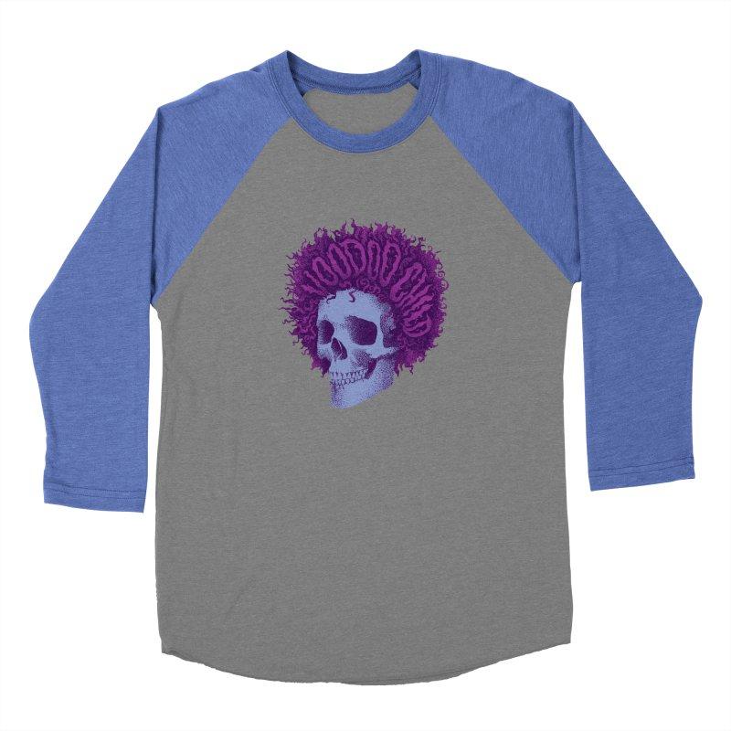 Jimi Men's Baseball Triblend Longsleeve T-Shirt by David Maclennan
