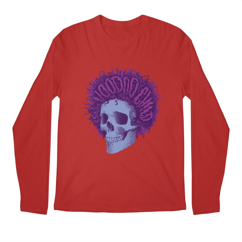 Jimi Men's Longsleeve T-Shirt by David Maclennan