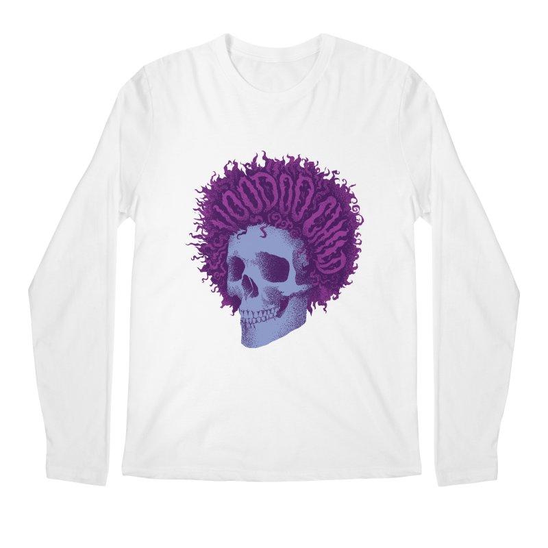 Jimi Men's Regular Longsleeve T-Shirt by David Maclennan