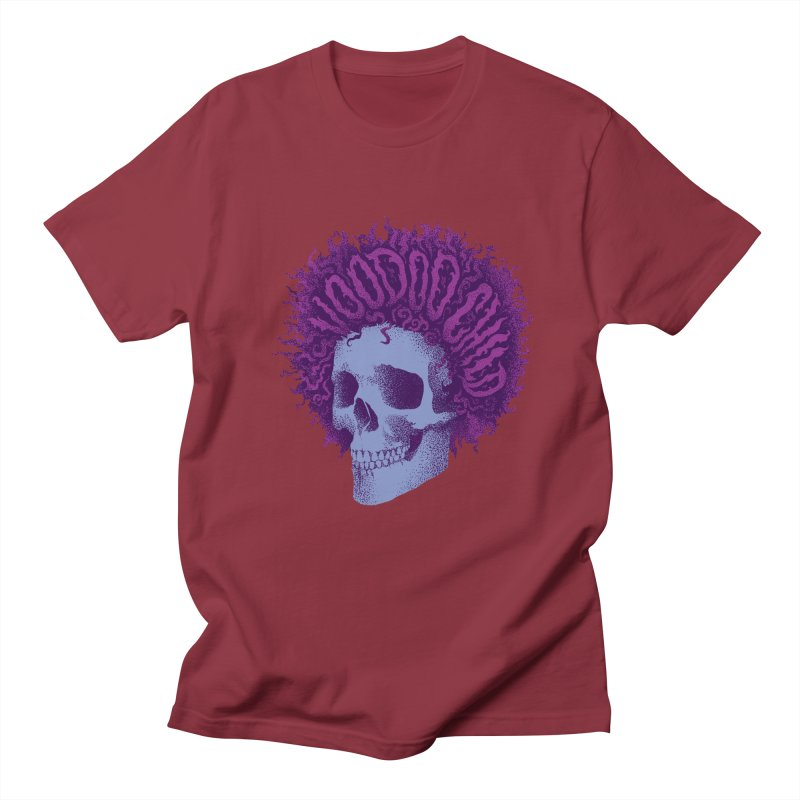 Jimi Women's Unisex T-Shirt by David Maclennan