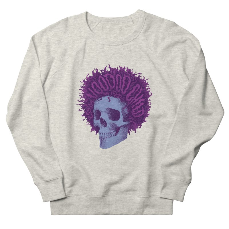 Jimi Men's French Terry Sweatshirt by David Maclennan
