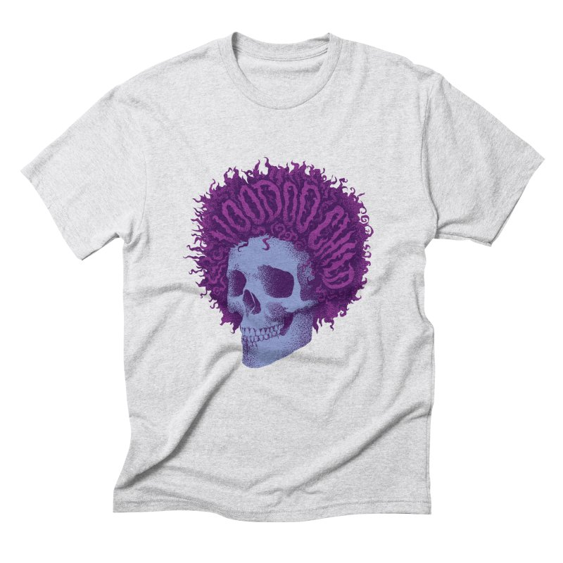 Jimi Men's Triblend T-Shirt by David Maclennan