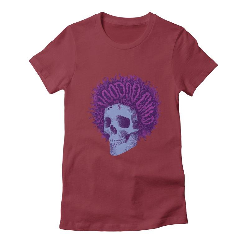 Jimi Women's T-Shirt by David Maclennan