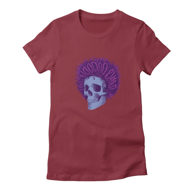 Jimi Women's T-Shirt by David Maclennan