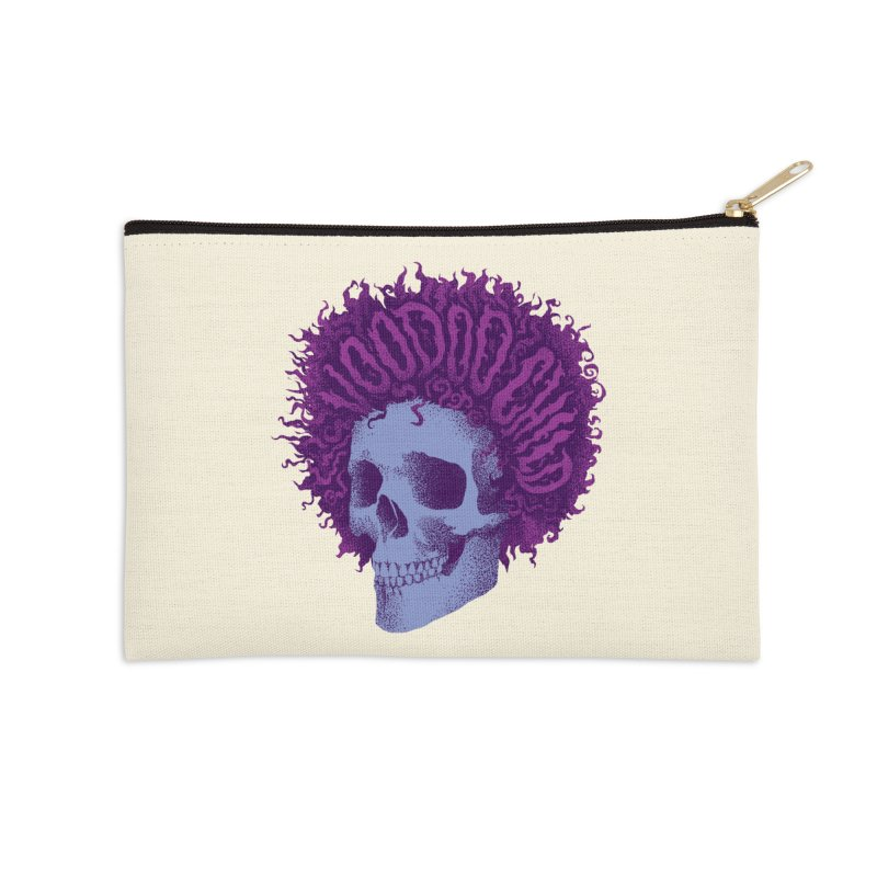 Jimi Accessories Zip Pouch by David Maclennan