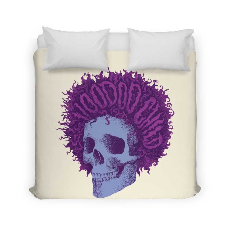 Jimi Home Duvet by David Maclennan