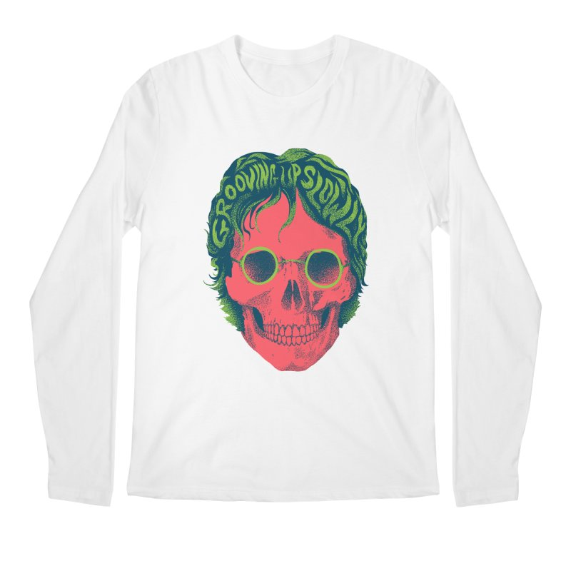 John Men's Regular Longsleeve T-Shirt by David Maclennan