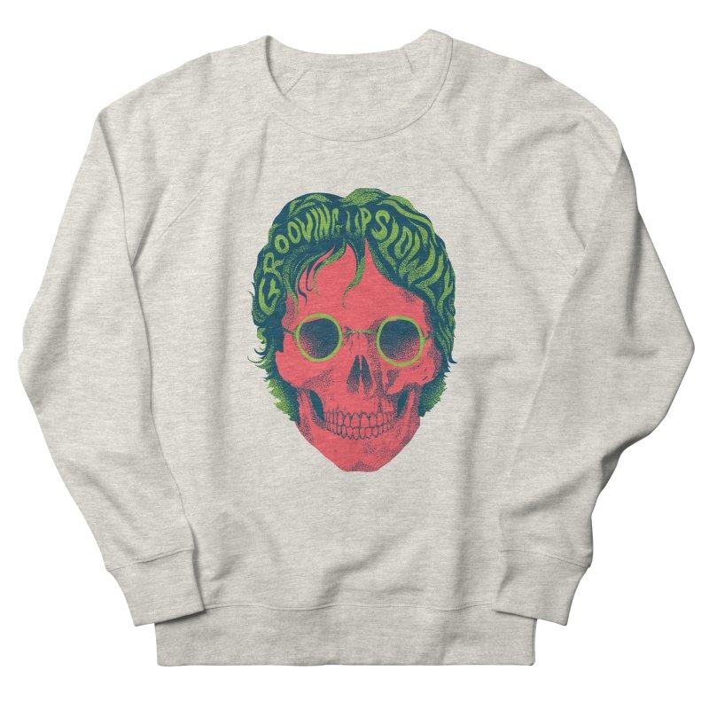 John Men's French Terry Sweatshirt by David Maclennan
