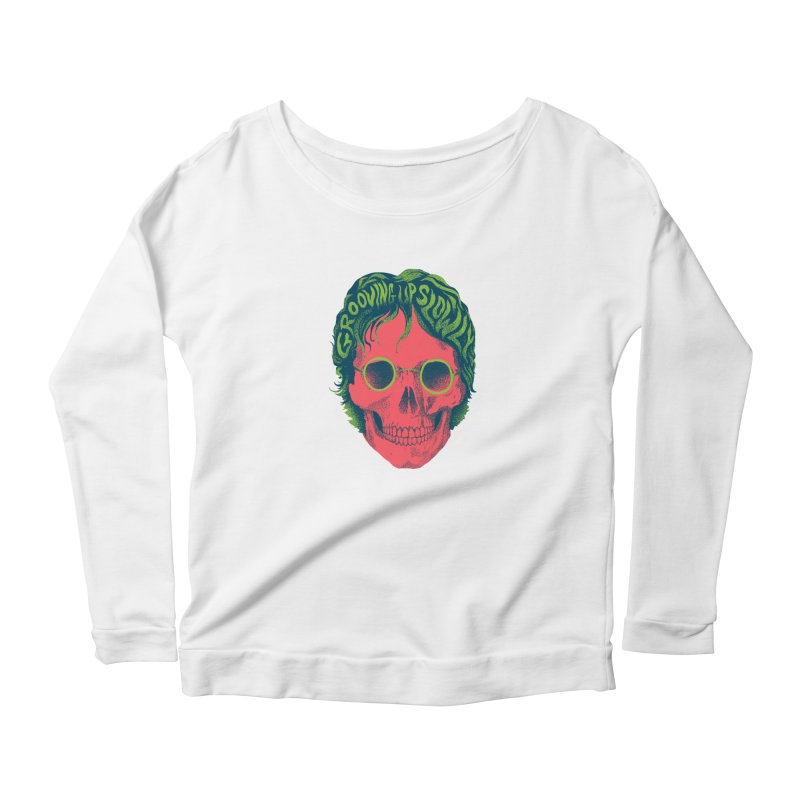 John Women's Longsleeve T-Shirt by David Maclennan