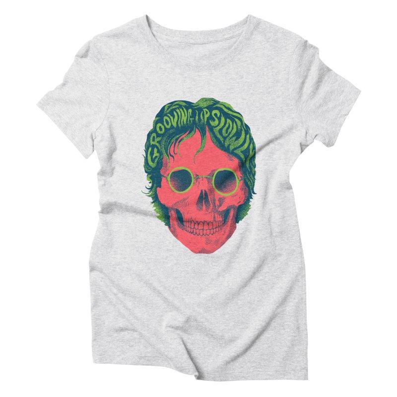John Women's Triblend T-Shirt by David Maclennan