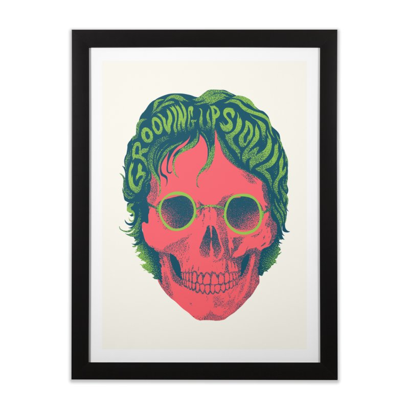 John Home Framed Fine Art Print by David Maclennan