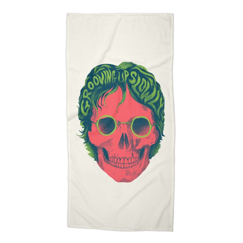 John Accessories Beach Towel by David Maclennan