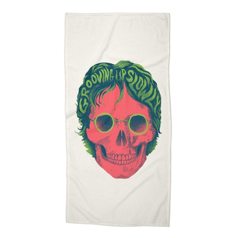 John Accessories Beach Towel by David Maclennan