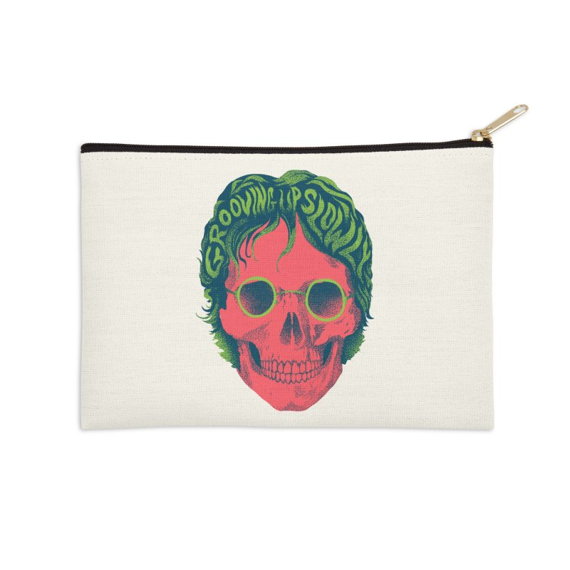 John Accessories Zip Pouch by David Maclennan